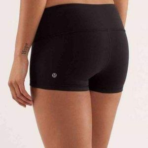 Lululemon Running Boogie Roll Down Shorts 6